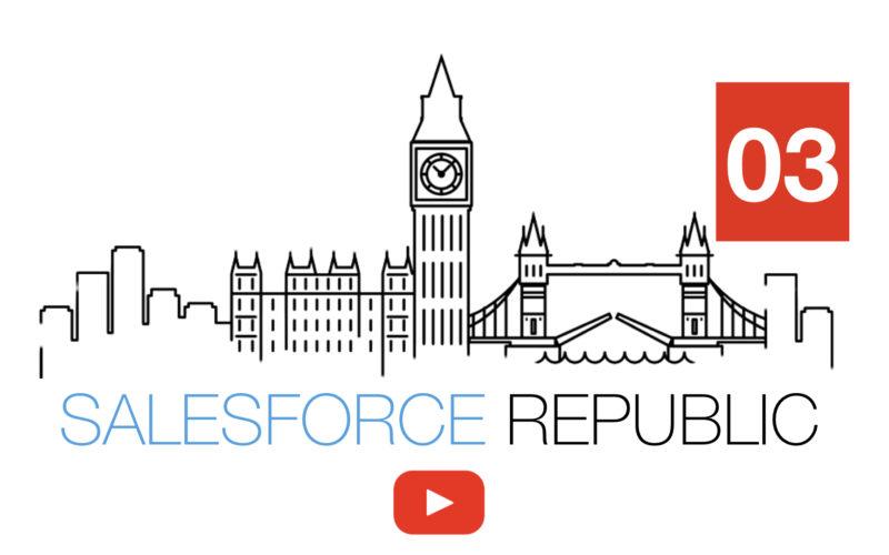 Salesforce Republic meetup London