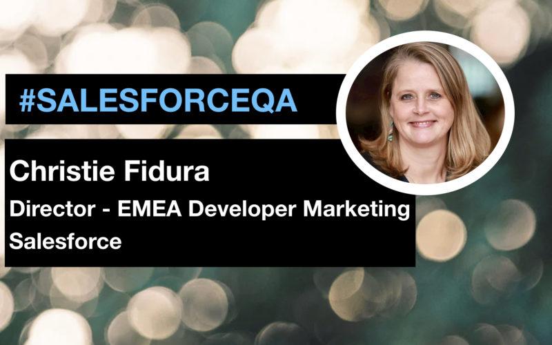 Q&A Christie Fidura